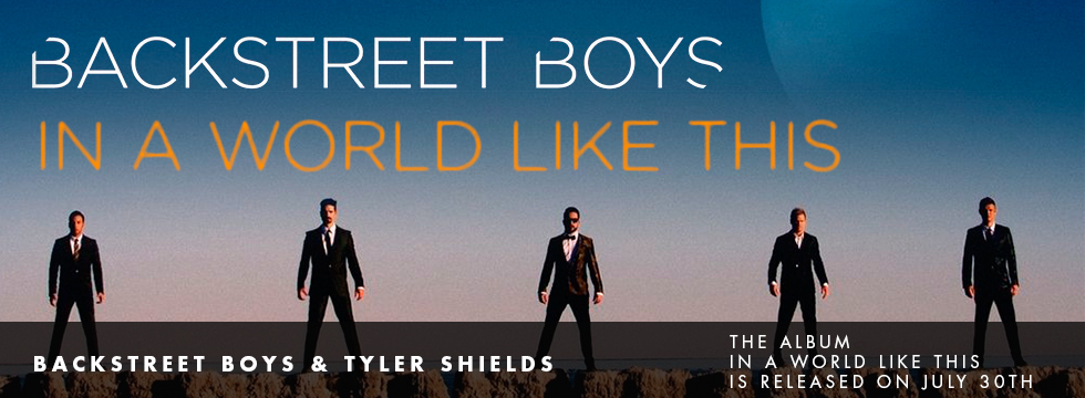 Backstreet Boys In a World Like This | Album Artists