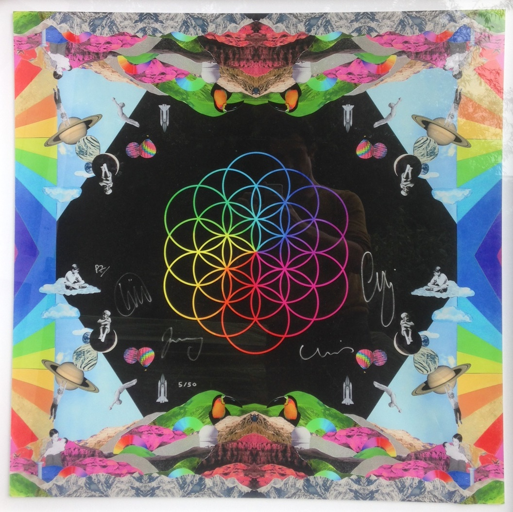 A Head Full of Dreams by Pilar Zeta for Coldplay | Album ...